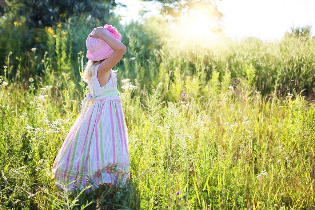 パーマやカラーは子供の頭皮にダメージを与える