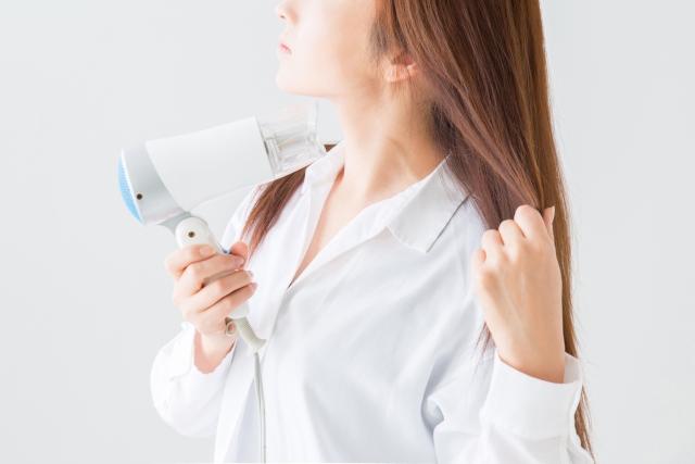 頭皮の乾燥を防ぐ事と乾かし方に注意!
